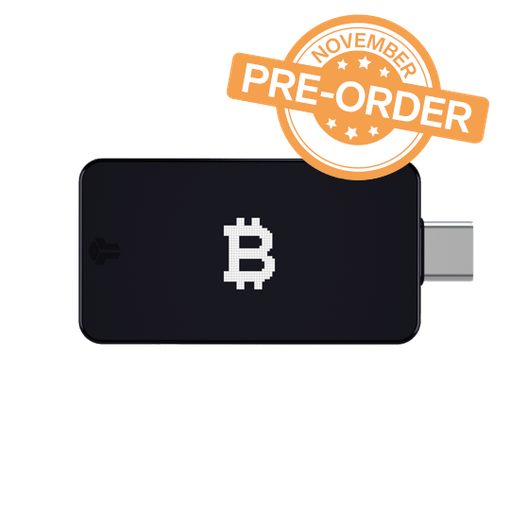 BitBox02 Bitcoin-only edition [PRE-ORDER]