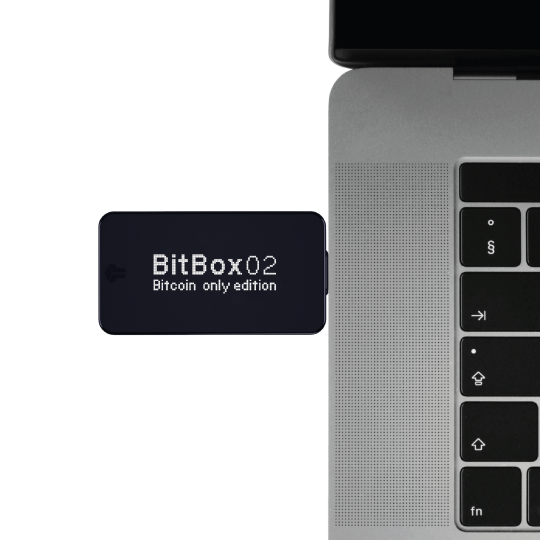 BitBox02 Bitcoin-only [PRE-ORDER]