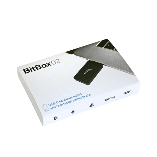 BitBox02 Multi edition