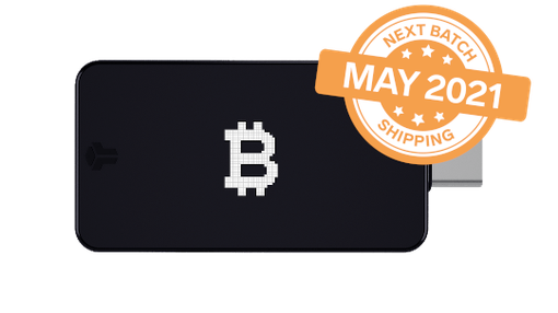 BitBox02 Bitcoin-only [SHIPPING IN MAY]